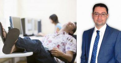 Ο δημαρχος Λοκρων ξεσκεπαζει την τεμπελικη μαφια των δημοτικων υπαλληλων