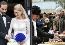 Νιόπαντρο ζευγάρι στη Θεσσαλονίκη έκανε το τραπέζι σε άστεγους αντί για γαμήλιο γλέντι